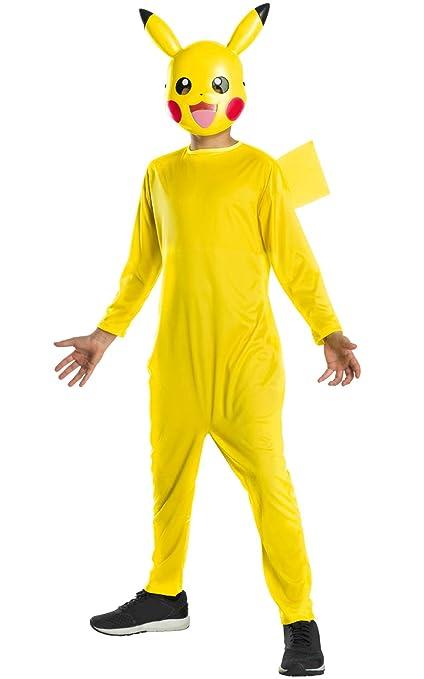 Rubies Pokemon Childs Pikachu Costume, Small