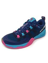 Salming Kobra 2 Limoges Blue/Pink Jewel Women's Indoor Court Shoes