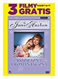 Sense and Sensibility + 3 FREE MOVIES [BOX] (BOX) [3DVD] (English audio)