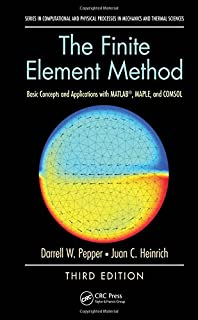 The finite element method basic concepts and applications second the finite element method basic concepts and applications with matlab maple and comsol fandeluxe Image collections