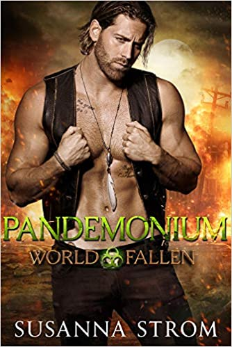 Pandemonium Book Cover