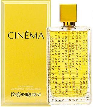 De Parfum Flacon Yves Cinema Eau Lady Saint Vaporisateur Laurent En Y6gyvbIf7