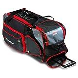 K1 Race Gear 33-GEB Black/Red Gear Bag