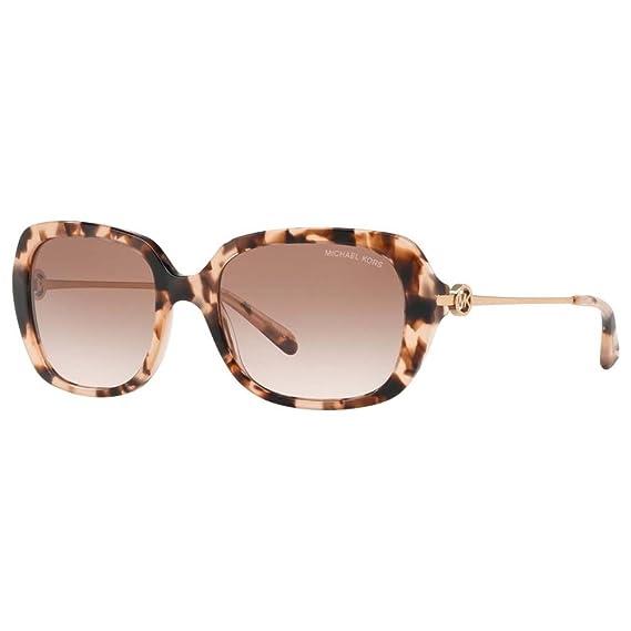 Michael Kors 0MK2065, Gafas de Sol para Mujer, Pink Tort, 54 ...