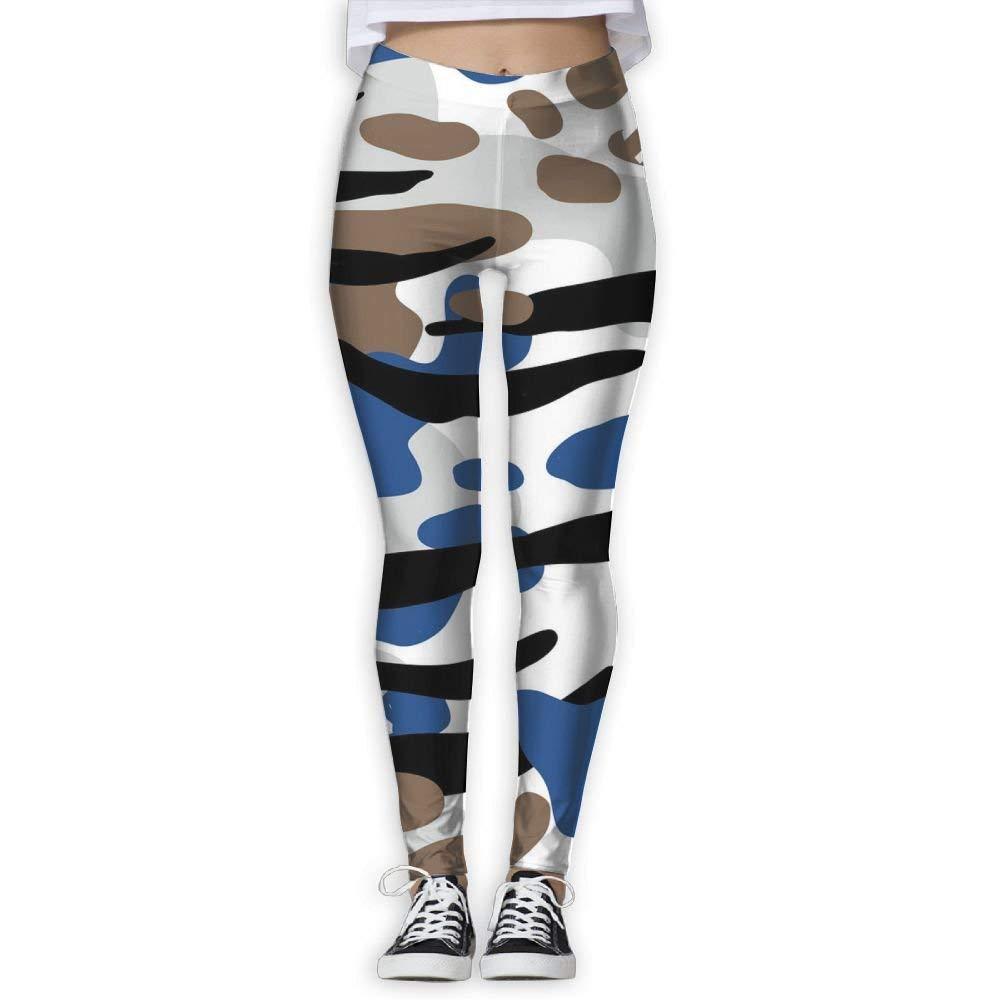 ANTOUZHE Pantalones de Yoga Yoga Pants Womens Power Flex ...