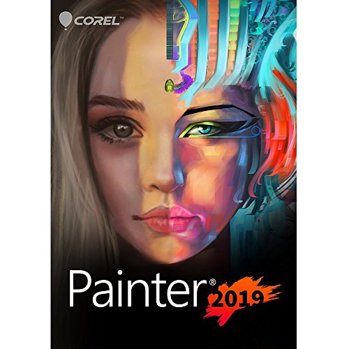 Painter 2019 Education Edition [PC Download] by Corel