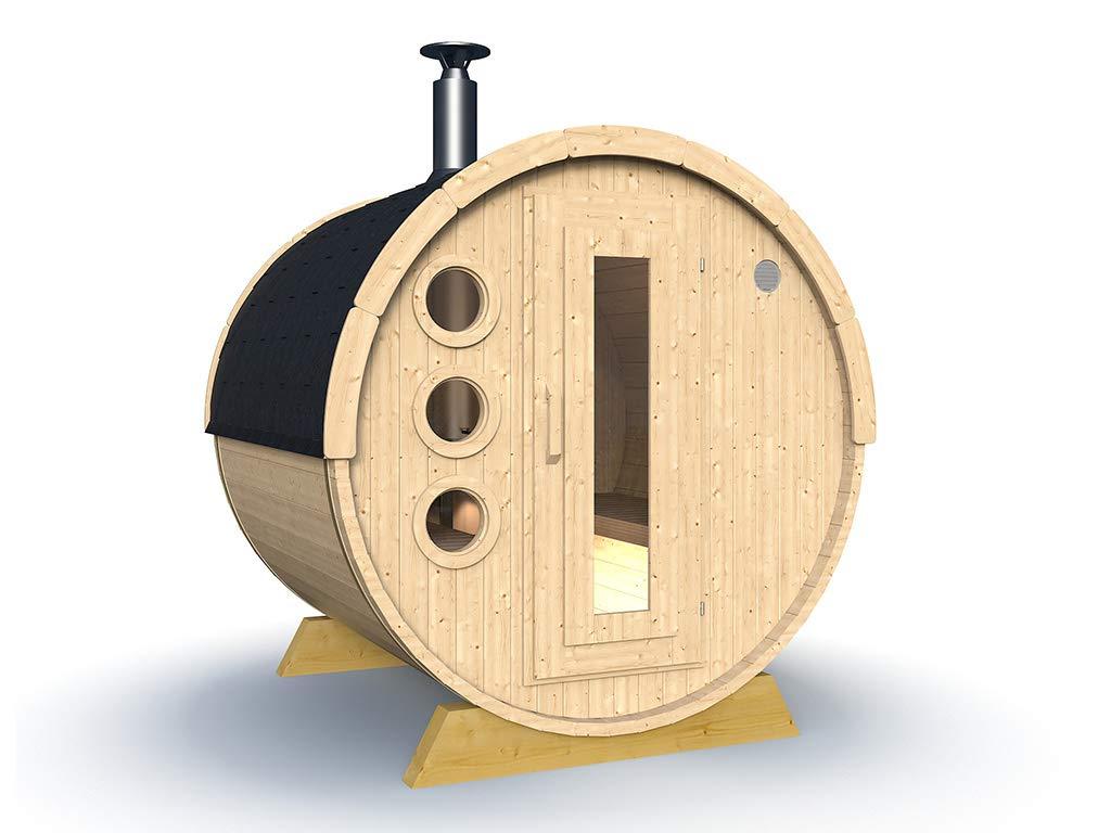 Barrel Sauna Nordkapp ECO Nordkapp.NU