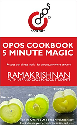 OPOS Cookbook : 5 minute magic cover