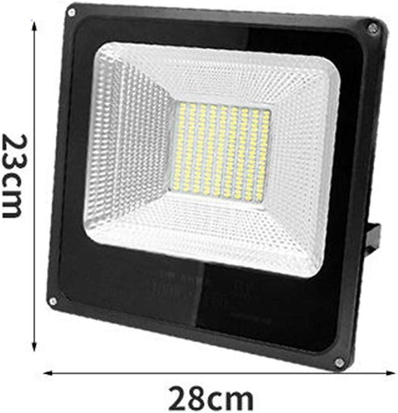 Flutlicht, 5 Farben, LED-Strahler, IP66, wasserdicht, für Bau, Hof, Park, Grüngarten, Arbeitsleuchte Green Light