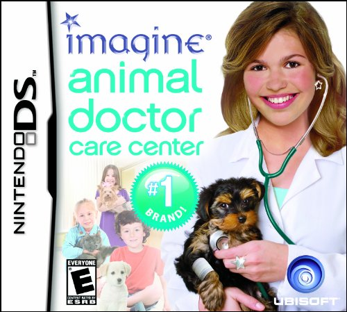 Imagine Animal Doctor Care Center - Nintendo DS