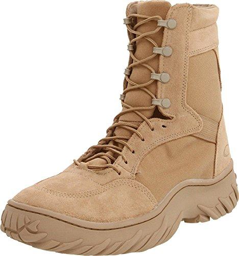 Oakley Men's Assault 8 inch Boot,Desert,6 W - Boots Oakley Mens