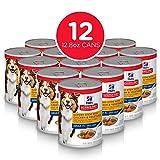 Hill's Science Diet Wet Dog Food, Adult 7+ for Sen...
