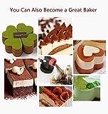 JIAWANSHUN Cake Decorating Airbrush Kit Cake