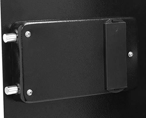 Barska Biometric Wall Safe, Black by BARSKA (Image #7)