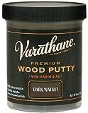 Varathane 215197 Wood Putty, 16 oz, Dark Walnut