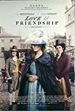 img - for Love & Friendship (2016) Original One-Sheet Movie Poster KATE BECKINSALE Film directed by WHIT STILLMAN book / textbook / text book