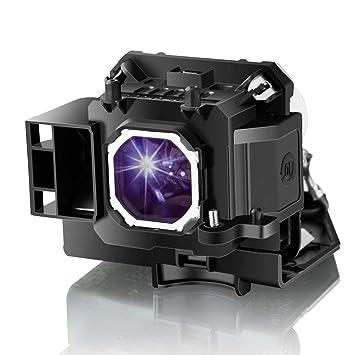 NP15LP / 60003121 Bombilla de Repuesto para lámpara de proyector ...