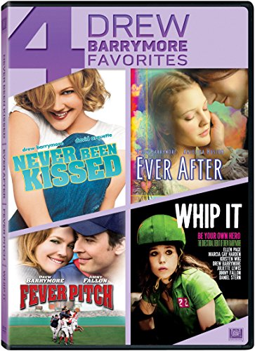 Never Been Kissed / Ever After / Fever Pitch / Whip It Quad Feature -