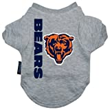 Chicago Bears Dog Tee Shirt (Set of 3)