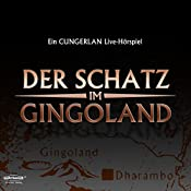 Der Schatz im Gingoland (Cungerlan 3.5) | Jerry Marcs, Frank-Michael Rost