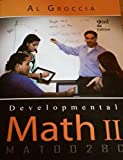 Developmental Math 2 MAT0028C, , 160797455X