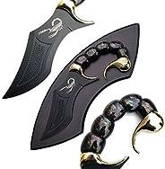 "13.5"" Fantasy Scorpion Dagger Blade Knife"