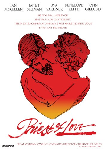 Priest of Love (DVD)