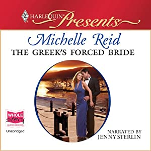 The Greek's Forced Bride Audiobook