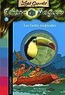 Les Carnets de la cabane magique, tome 5 : Les forêts tropicales par Osborne