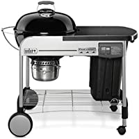 Weber 22 in. Performer Deluxe Charcoal Grill