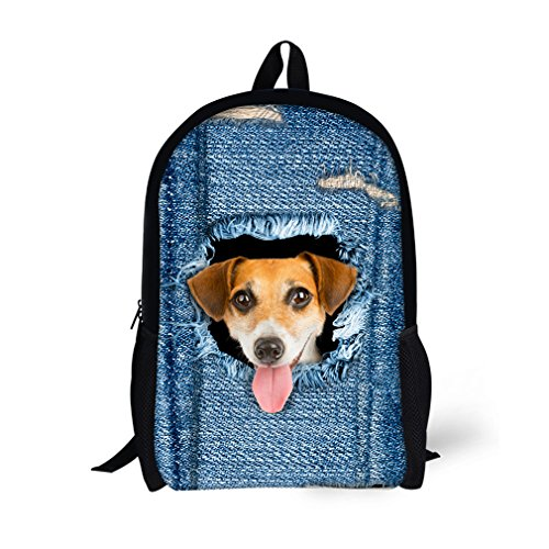 KVbaby Unisex Kinder Schultertasche Schulrucksack Niedlich Katze Drucken Rucksack Taschen Freizeit Schultaschen Backpack #5