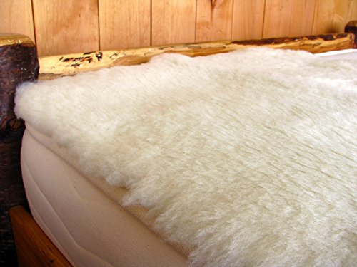 Holy Lamb Organics Organic Wool Toppers - Happy Lamb Fleece (Crib)