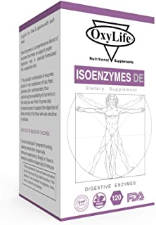 product image for Isoenzymes | Supports Healthy Digestion |120 Capsules