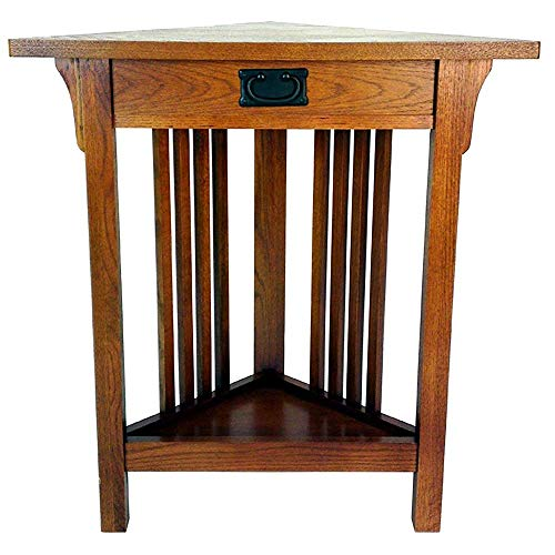 Amazon.com: Wayborn Home Furnishing Corner End Table In