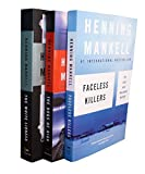 img - for Henning Mankell Wallander Bundle: Faceless Killers, The Dogs of Riga, The White book / textbook / text book