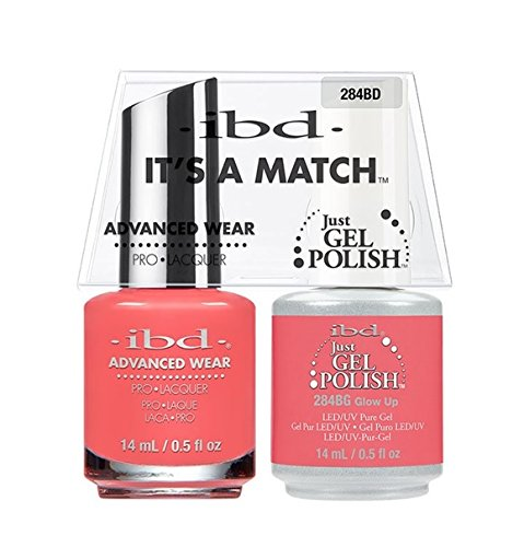 ibd - It's a Match - Duo Pack - Glow Up - 14 ml/0.5 oz