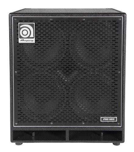 Ampeg Guitar Speaker Cabinet - 2