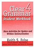Clear Grammar Student Workbook 9780472088874