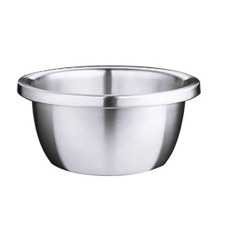 Dolity Tazón Fuente Mezcla de Acero Inoxidable Bowl ...