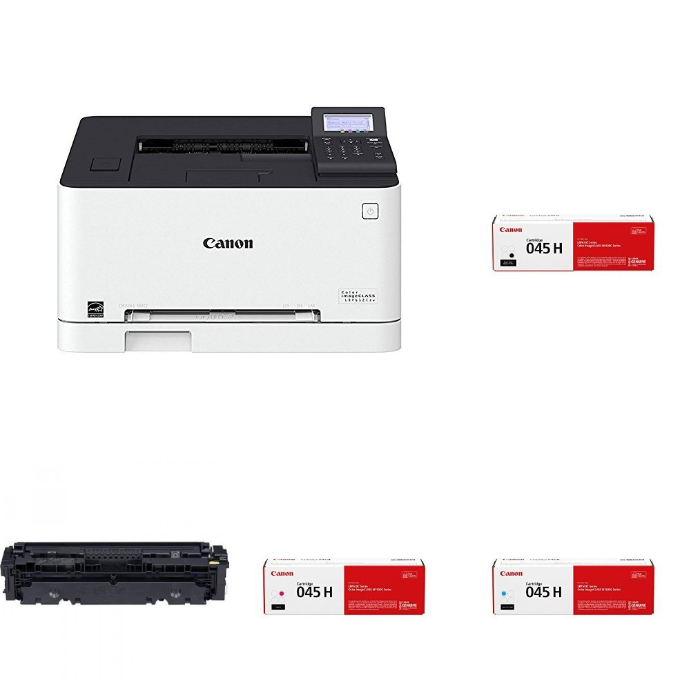 Canon imageCLASS LBP612CDW Wireless Color Laser Printer Canon Canada (Direct)