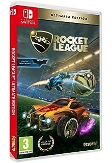 Rocket League - Ultimate Edition - Nintendo Switch [Importación ...