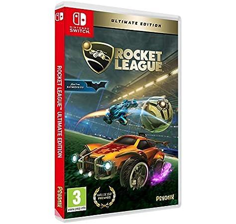 Rocket League: Ultimate Edition - Nintendo Switch [Importación ...