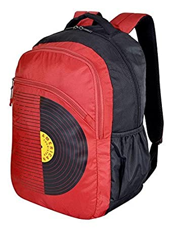 American Tourister 10 cm Backpack  Red