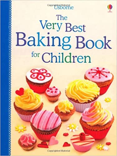 Book The Very Best Baking Book for Children