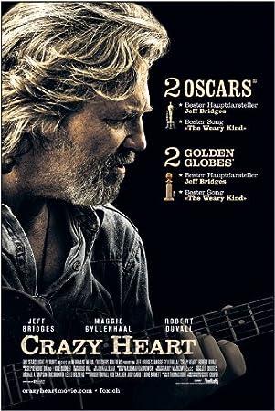 Amazon.com: Crazy Corazón Cartel Película Swiss (27 x 40 ...