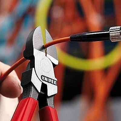 """72 51 160 Diagonal Cutter For Fibre optics 6, 3"""""""