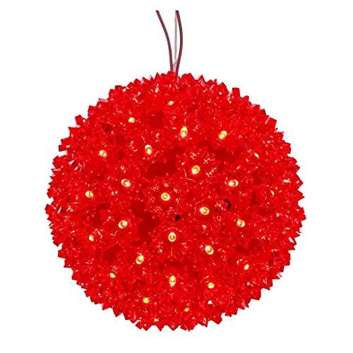 Vickerman Starlight Ornament LED Light Sphere
