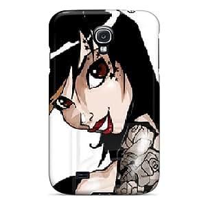 Tpu TrugcNu5907Whcea Case Cover Protector For Galaxy S4 - Attractive Case