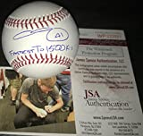 """Chris Sale """"FASTEST TO 1500 K's"""" Boston Red Sox Autographed Signed Official Major League Baseball JSA WITNESS COA"""