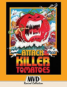 Attack of the Killer Tomatoes (2-Disc Special Edition) [Blu-ray + DVD] by MVD Rewind Collection